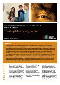 Social capital and young people